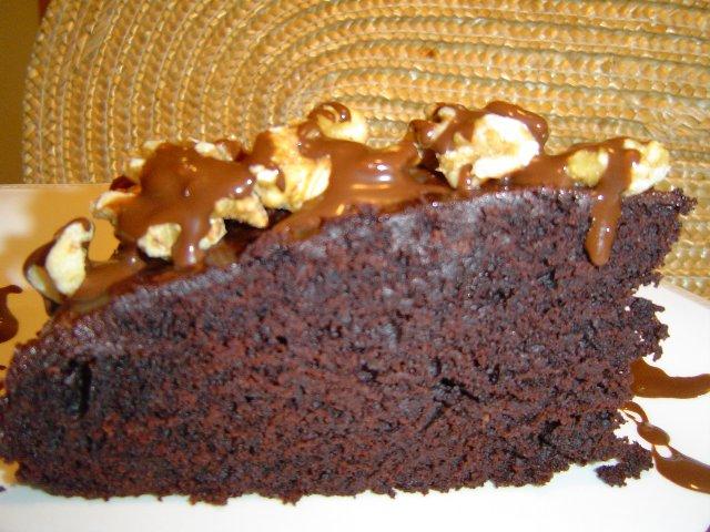 .jpg - עוגת שוקולד אגוזית מהממת  -  גם לפסח