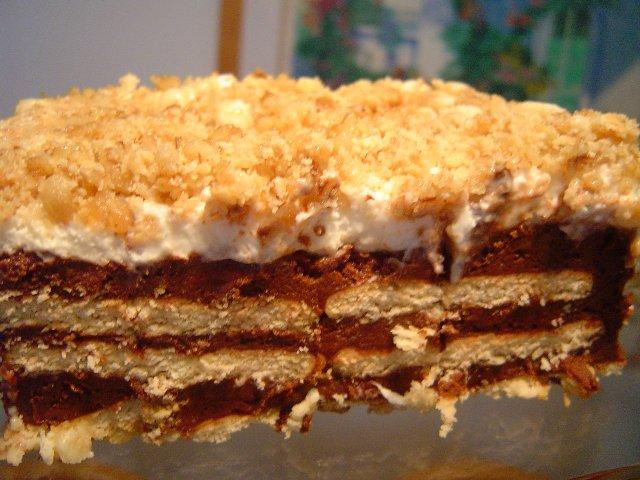 חדשה - עוגות שכבות עם קרם ביתי וטעים