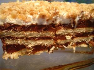 d7a7d7a1d798d794 d79ed795d7a1d799d7aa 300x225 - עוגות שכבות עם קרם ביתי וטעים