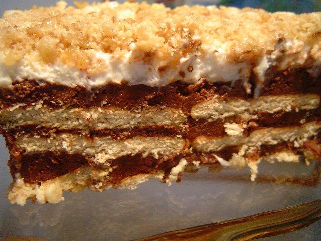 d7a7d7a1d798d794 d79ed795d7a1d799d7aa - עוגות שכבות עם קרם ביתי וטעים