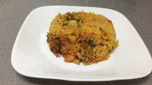 IMG 20171022 WA0006 300x169 - אורז עם ברוקולי בצל ועגבניות