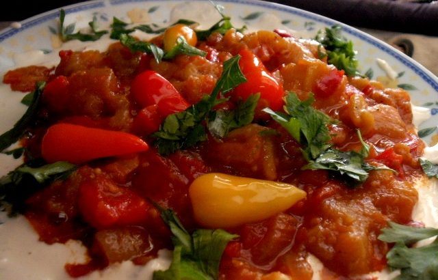 ירקות 640x410 - סלט ירקות חם/קר
