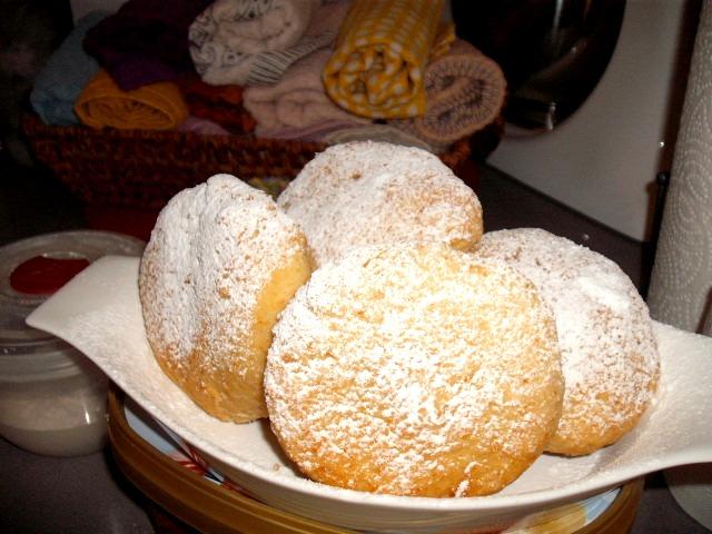 dscf8497 - עוגיות קוקוס עם גבינה